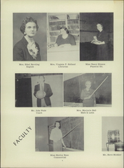 Page 8, 1959 Edition, Windsor High School - Duke Yearbook (Windsor, VA) online yearbook collection