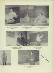 Page 9, 1959 Edition, Windsor High School - Duke Yearbook (Windsor, VA) online yearbook collection