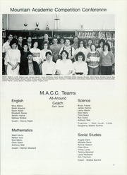 Page 15, 1988 Edition, Narrows High School - Narrosonian Yearbook (Narrows, VA) online yearbook collection