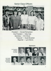 Page 17, 1988 Edition, Narrows High School - Narrosonian Yearbook (Narrows, VA) online yearbook collection