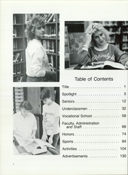 Page 6, 1988 Edition, Narrows High School - Narrosonian Yearbook (Narrows, VA) online yearbook collection