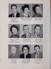 Page 12, 1957 Edition, Haysi High School - Thunderbolt Yearbook (Haysi, VA) online yearbook collection