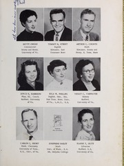 Page 13, 1957 Edition, Haysi High School - Thunderbolt Yearbook (Haysi, VA) online yearbook collection