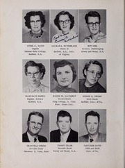Page 14, 1957 Edition, Haysi High School - Thunderbolt Yearbook (Haysi, VA) online yearbook collection