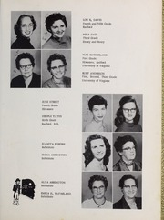 Page 15, 1957 Edition, Haysi High School - Thunderbolt Yearbook (Haysi, VA) online yearbook collection
