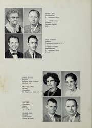 Page 12, 1962 Edition, Haysi High School - Thunderbolt Yearbook (Haysi, VA) online yearbook collection