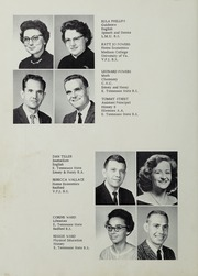 Page 14, 1962 Edition, Haysi High School - Thunderbolt Yearbook (Haysi, VA) online yearbook collection