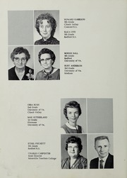 Page 16, 1962 Edition, Haysi High School - Thunderbolt Yearbook (Haysi, VA) online yearbook collection