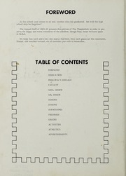 Page 6, 1962 Edition, Haysi High School - Thunderbolt Yearbook (Haysi, VA) online yearbook collection