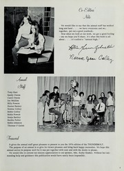 Page 9, 1974 Edition, Haysi High School - Thunderbolt Yearbook (Haysi, VA) online yearbook collection