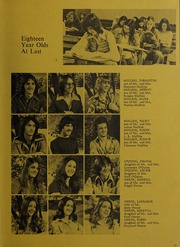 Page 27, 1977 Edition, Haysi High School - Thunderbolt Yearbook (Haysi, VA) online yearbook collection