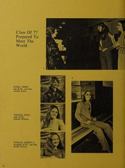 Page 30, 1977 Edition, Haysi High School - Thunderbolt Yearbook (Haysi, VA) online yearbook collection