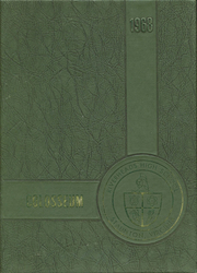 1968 Edition, Riverheads High School - Dimensions Yearbook (Staunton, VA)