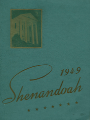 Page 1, 1949 Edition, Shenandoah Valley Academy - Yearbook (New Market, VA) online yearbook collection