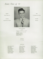 Page 12, 1949 Edition, Shenandoah Valley Academy - Yearbook (New Market, VA) online yearbook collection