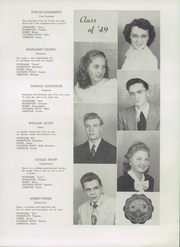 Page 13, 1949 Edition, Shenandoah Valley Academy - Yearbook (New Market, VA) online yearbook collection
