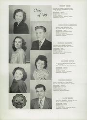 Page 14, 1949 Edition, Shenandoah Valley Academy - Yearbook (New Market, VA) online yearbook collection