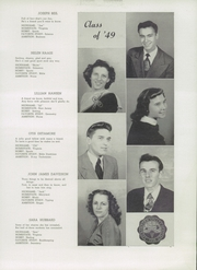 Page 15, 1949 Edition, Shenandoah Valley Academy - Yearbook (New Market, VA) online yearbook collection