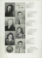 Page 16, 1949 Edition, Shenandoah Valley Academy - Yearbook (New Market, VA) online yearbook collection