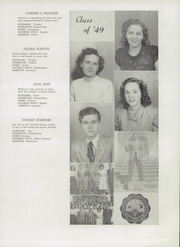Page 17, 1949 Edition, Shenandoah Valley Academy - Yearbook (New Market, VA) online yearbook collection
