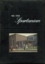 Page 1, 1958 Edition, Drewry Mason High School - Spartanian Yearbook (Ridgeway, VA) online yearbook collection