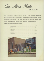 Page 7, 1958 Edition, Drewry Mason High School - Spartanian Yearbook (Ridgeway, VA) online yearbook collection