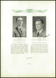 Page 16, 1932 Edition, Randolph Macon Academy - Yearbook (Front Royal, VA) online yearbook collection