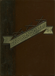 1944 Edition, Randolph Macon Academy - Yearbook (Front Royal, VA)