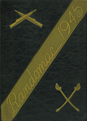 1945 Edition, Randolph Macon Academy - Yearbook (Front Royal, VA)