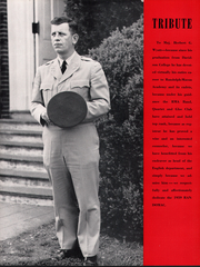Page 9, 1959 Edition, Randolph Macon Academy - Yearbook (Front Royal, VA) online yearbook collection