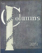 1961 Edition, King William High School - Columns Yearbook (King William, VA)