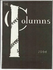 Page 1, 1964 Edition, King William High School - Columns Yearbook (King William, VA) online yearbook collection