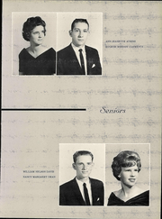 Page 15, 1964 Edition, King William High School - Columns Yearbook (King William, VA) online yearbook collection