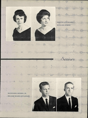 Page 17, 1964 Edition, King William High School - Columns Yearbook (King William, VA) online yearbook collection