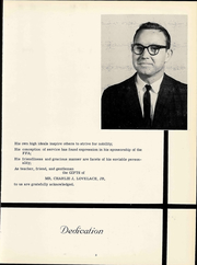Page 9, 1964 Edition, King William High School - Columns Yearbook (King William, VA) online yearbook collection