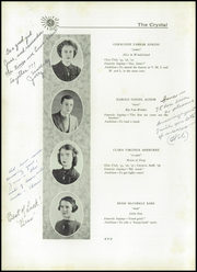 Page 12, 1938 Edition, Lexington High School - Crystal Yearbook (Lexington, VA) online yearbook collection