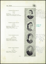 Page 13, 1938 Edition, Lexington High School - Crystal Yearbook (Lexington, VA) online yearbook collection