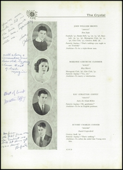 Page 14, 1938 Edition, Lexington High School - Crystal Yearbook (Lexington, VA) online yearbook collection