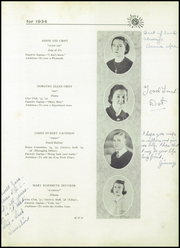 Page 15, 1938 Edition, Lexington High School - Crystal Yearbook (Lexington, VA) online yearbook collection