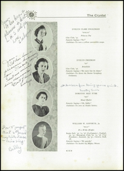 Page 16, 1938 Edition, Lexington High School - Crystal Yearbook (Lexington, VA) online yearbook collection