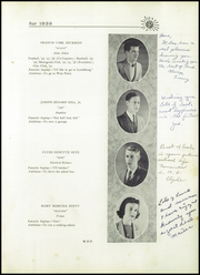 Page 17, 1938 Edition, Lexington High School - Crystal Yearbook (Lexington, VA) online yearbook collection