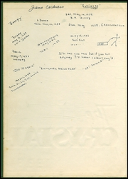 Page 2, 1938 Edition, Lexington High School - Crystal Yearbook (Lexington, VA) online yearbook collection