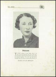Page 9, 1938 Edition, Lexington High School - Crystal Yearbook (Lexington, VA) online yearbook collection