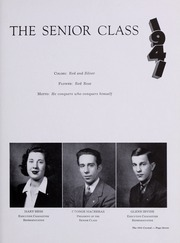 Page 11, 1941 Edition, Lexington High School - Crystal Yearbook (Lexington, VA) online yearbook collection