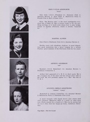 Page 12, 1941 Edition, Lexington High School - Crystal Yearbook (Lexington, VA) online yearbook collection