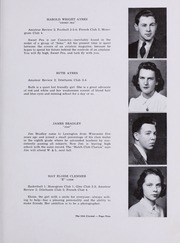 Page 13, 1941 Edition, Lexington High School - Crystal Yearbook (Lexington, VA) online yearbook collection