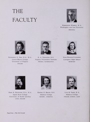 Page 8, 1941 Edition, Lexington High School - Crystal Yearbook (Lexington, VA) online yearbook collection