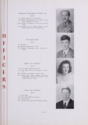 Page 11, 1942 Edition, Lexington High School - Crystal Yearbook (Lexington, VA) online yearbook collection