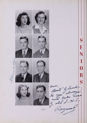 Page 12, 1942 Edition, Lexington High School - Crystal Yearbook (Lexington, VA) online yearbook collection