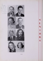 Page 16, 1942 Edition, Lexington High School - Crystal Yearbook (Lexington, VA) online yearbook collection